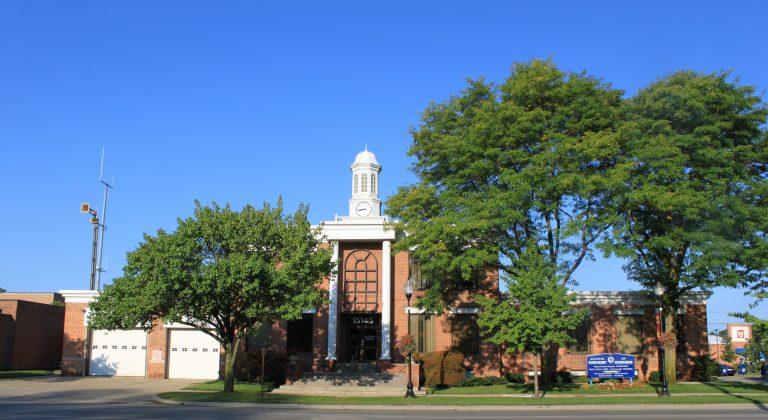 Redford Township Hall